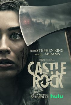 Trailers, clip, images and posters for the second season of Hulu's horror anthology series CASTLE ROCK based on the writings of Stephen King. Stephen Kings, Stephen King Tv Series, Top Tv Shows, Great Tv Shows, Scary Movies, Hd Movies, Horror Movies, Indie Movies, Action Movies