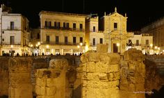 Lecce - Colors of the night