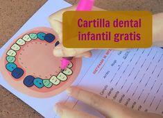 Cartilla dental infantil gratis http://www.ahorradoras.com/2017/04/cartilla-dental-infantil-gratis/ #ahorradoras #ahorro #ahorrar