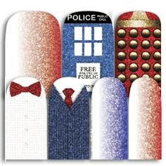 It's the Time Lord set, Doctor Who inspired. Espionage cosmetics.  I was a backer of the kickstarter.  They are super fun.