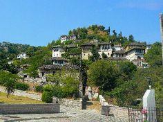 Gjirokaster, Albanien