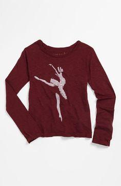 Curio+Kind Ballerina Tee-Nordstrom