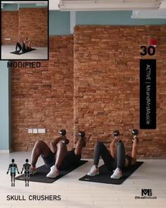 A full body HIIT workout — no equipment required Improve heart health, increase fat loss and strengthen and tone your muscles. Full Body Hiit Workout, Hitt Workout, Gym Workout Videos, Gym Workouts, Yoga Fitness, Fitness Workout For Women, Fitness Tips, Bikram Yoga, Workout For Beginners