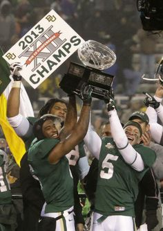 Baylor Big 12 Champions 2013