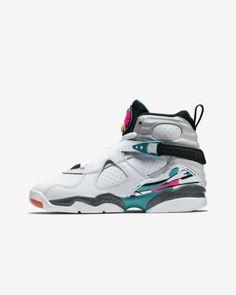 new products 9749c 7d0fe Air Jordan Retro 8 Big Kids  Shoe
