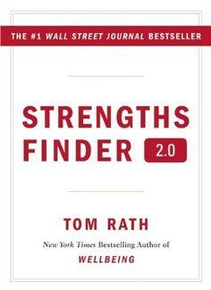 StrengthsFinder 2.0 is so fascinating! We loved finding out our strengths and applying them to our work.