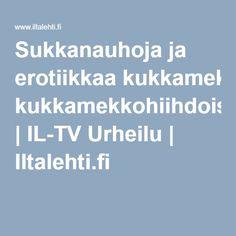 Sukkanauhoja ja erotiikkaa kukkamekkohiihdoissa | IL-TV Urheilu | Iltalehti.fi