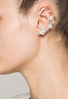 Boucles d'oreilles - gold/crystal