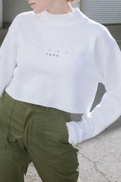 0b082ce706186 Angela Los Angeles Turtleneck Top - Long Sleeves - Tops - Clothing · Brandy  Melville ...