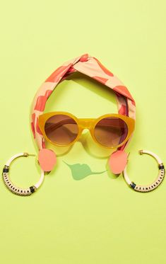 Luxury Glasses, Adore You, Hair Band, Fashion Necklace, Trendy Fashion, Round Sunglasses, Detail, Earrings, Jewellery
