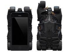 Batman Tumbler iPhone Case