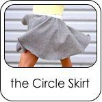 The Circle Skirt Tutorial | MADE - original circle skirt