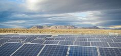 $1B, 750 MW hybrid natural gas-solar facility to be built in New Mexico | Utility Dive