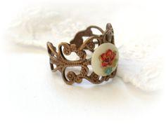 Sweet Little Ring on Etsy, ¥1,702.13