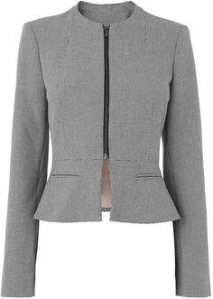 LK Bennett Gaia Multi Cotton Jacket