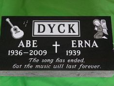 Get highest quality flat grave markers in Winnipeg with oldest brookside cemetery - Larsen's Memorials. View more of our product range - https://www.larsensmemorials.com/Products or call (204) 633-5053.