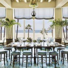 Hotel Casa Del Mar - Santa Monica, CA, United States. Terrazza Lounge at Hotel Casa del Mar