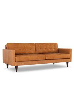 AuBergewohnlich Eliot Leather Sofa