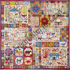 quilts | Click on the enlargement to magnify it to full size.