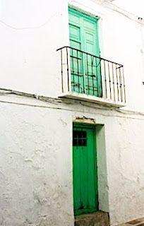 Double Green!  Competa, Spain