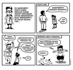 #indonesian #bahasa #komik