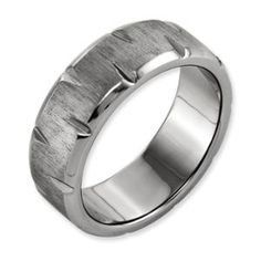 Attractive wedding rings Titanium wedding rings walmart