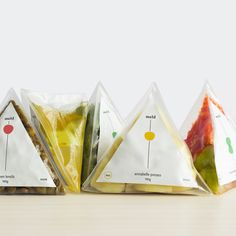 A huge trend for 2016 is the use of repeating geometric patterns and shapes. Patterns and geometry are influencing packaging in the simple aesthetic treatment of labels, resulting in quirky packaging that really stands out on the shelves.