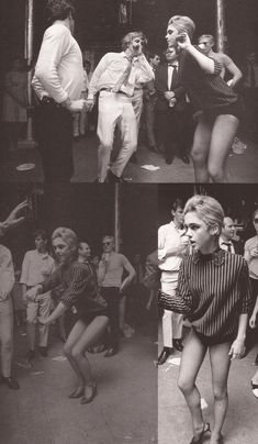 Marc JAcobs S/S 2013/ Say What....Edie Sedgwick