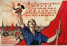 russian revolution propaganda artwork - Bing Images