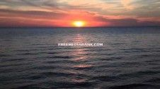 Sunset at sea. Free HD stock footage. http://www.freemediabank.com/sunset-at-sea-free-hd-stock-footage/