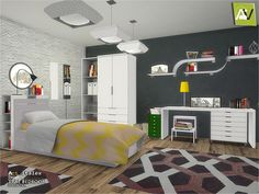 ArtVitalex's Tral Bedroom