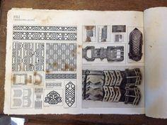 Fili * pattern sheet