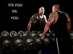 Dwayne's fitness motivation