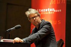 Jonathan Franzen am 12.10.2015 bei der Literaturhaus-Lesung im Herkulessaal der Münchner Residenz © Catherina Hess