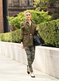 Click for Olivia Palermo's crazy brilliant styling tips, tricks, and hacks (ninja-level quality, guys)