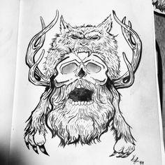 mens and mountain illustration - Pesquisa Google