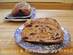 Apricot & Raisin Energy Bread