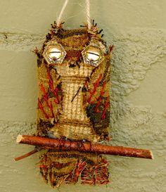 scraggle owl