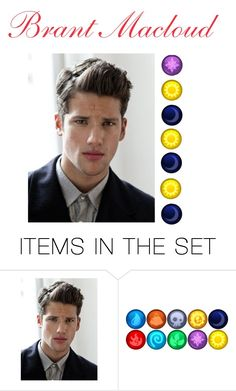 """""""Brant Macloud"""" by matos-felipe on Polyvore featuring arte"""