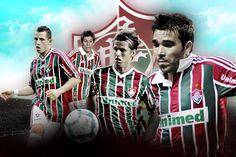 Quem tem o melhor meio-campo do Brasil? by Heber Alvares