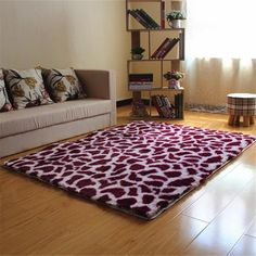 Cheap carpet home, Buy Quality plush carpeting directly from China carpet living room Suppliers: Brief Dot Large Parlor Carpet Living Room Printed Plush Carpet Bath Mats Children Play Mat Bedroom Chair Carpet Home Decorate Leopard Rug, Motif Leopard, Leopard Pattern, Rugs In Living Room, Home And Living, Living Room Decor, Bedroom Decor, Dining Room, Bedroom Rugs