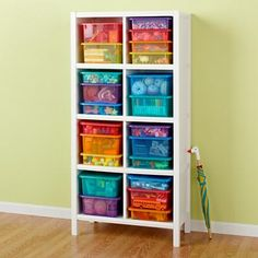 Storage for Playroom