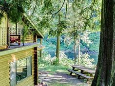 Spacious+lodge+with+beach+access,+forest+views!++++Vacation Rental in Washington from @homeaway! #vacation #rental #travel…