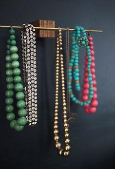 Suspension à bijoux