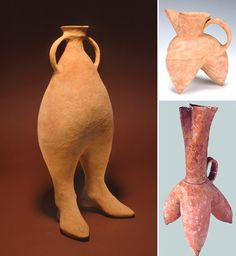 Some absolutely incredible ancient Iranian pottery    From Mesopotamia (Sumerian civilization), around 1,000 to 4,000 BC