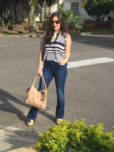 Los jeans bota Flare, la opción perfecta para un toque de elegancia e informalidad.