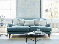 Snowdrop Sofa | Traditional Sofas