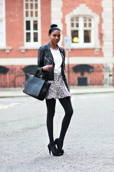 Top Knot-ch Street Style