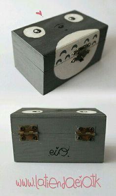 Totoro jewelry box