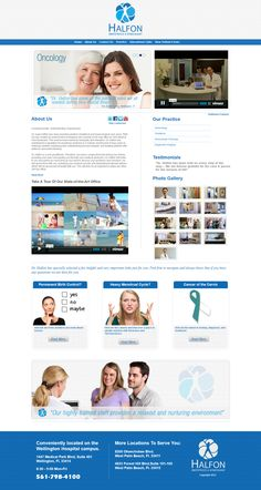 Web Design For An ObGyn